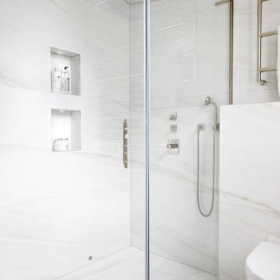 shower marble