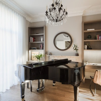 musci room piano