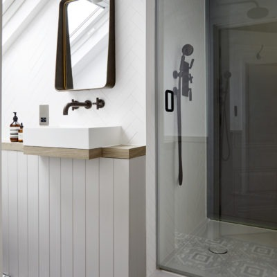 extension loft bathroom