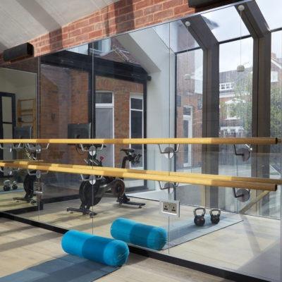 ballet barre home gym